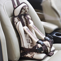 New 1 5 Years Old Baby Portable Car Safety Seat cover 25kg Car Chairs for Children Toddlers Car Seat Cover Harness