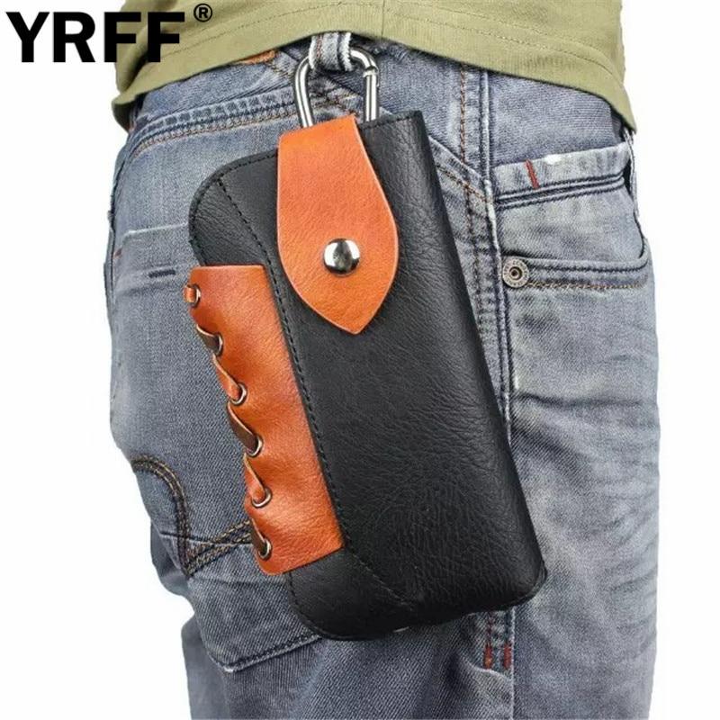 YRFF Rope Outdoors Sport Telefon Tasche Hook Loop Gürteltasche - Handy-Zubehör und Ersatzteile
