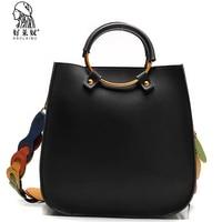 2107 Vintage Casual Leather Handbags High Quality Bag Ladies Purses Clutch Bag Women Messenger Shoulder Crossbody