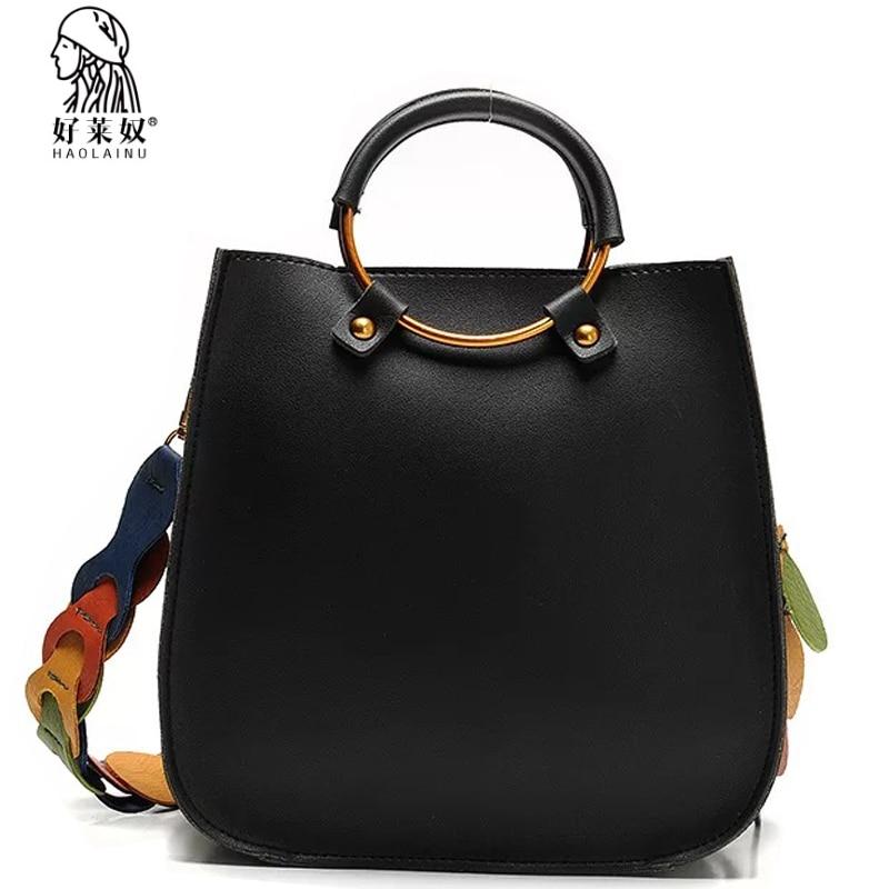 2107 Vintage Casual Leather Handbags High Quality bag ladies Purses Clutch Bag Women Messenger Shoulder Crossbody Bags Bolsos