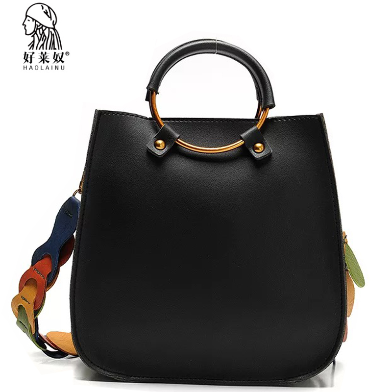 2107 Vintage Casual Leather Handbags High Quality bag ladies Purses Clutch Bag Women Messenger Shoulder Crossbody Bags Bolsos