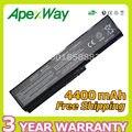 Batería para toshiba pa3816u-1brs pa3817u-1bas pa3817u-1brs pa3818u-1brs pabas117 apexway para satellite u400 u500 t110 t115
