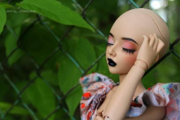 boneca bjd 1 4 ceeline nova boneca joint