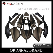 KODASKIN Motorcycle Tmax Fairing ABS Plastic Injection Tmax530 Fairing Kit Bodywork Bolts for Yamaha Tmax 530 2012 2013 2014