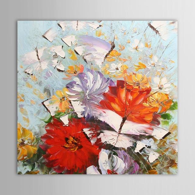 Acheter peint la main peinture l 39 huile for Peinture a la mode
