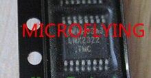 MICROFLYING 10PCS/LOT LMX2322TMX LMX2322TMC LMX2322 TSSOP16