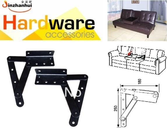 Furniture hardware A23 tea table hinge