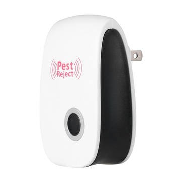 Electrónico ultrasónico Anti Mosquito repelente de insectos repelente de ratones repelente electrodomésticos prácticos enchufe de EE. UU. UE