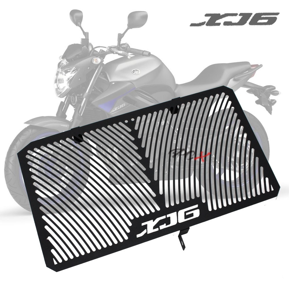 Motorcycle Engine Radiator Bezel Grille Guard Cover Protector Grill For YAMAHA XJ6 DIVERSION 2009 2010 2011 2012 2013 2014 2015