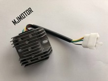 5 Pins DC Voltage Regulator Rectifier For GY6 125 150cc Chinese QJ Keeway Scooter ATV Dirt