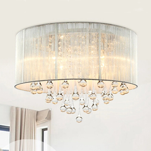 with crystal chrome polished clear collection shade light chandelier worldwide lighting drum and p chandeliers gatsby