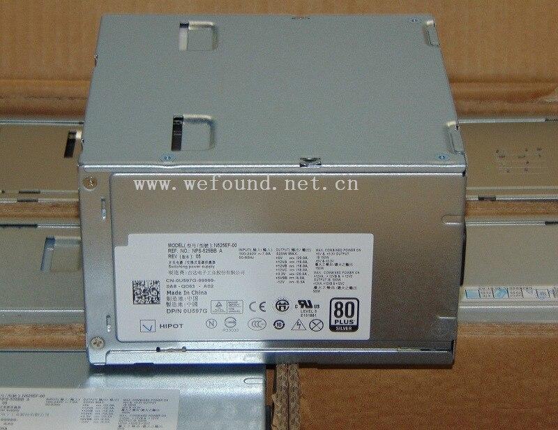 все цены на 100% working power supply For N525EF-00 U597G T3500 Fully tested онлайн