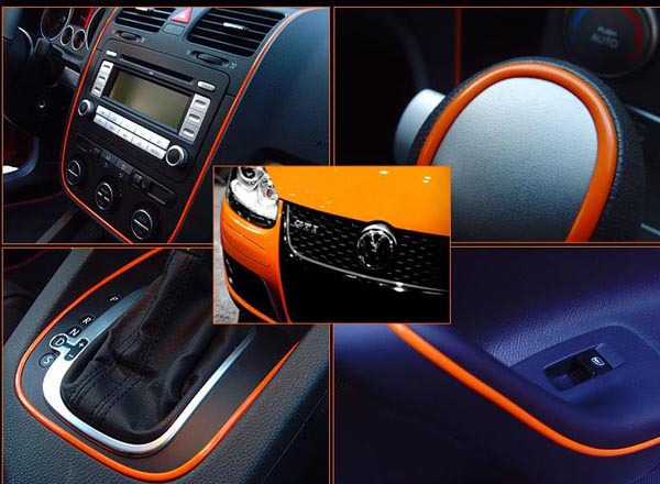 5m Flexible Trim For Car Interior Exterior Moulding Strip Decorative In Stickers From Automobiles Motorcycles On Aliexpress Alibaba Group