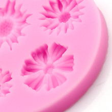 Flower Silicone Molds