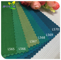 1M/High grade worsted wool fabric, blue green suit suit fashion cloth coat baggy pants in winter