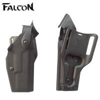 FS фирменный стиль США тактический ремень кобуры пистолет Глок 17holster Военная Униформа Airsoft полиция армии Compact RH кобура пояса