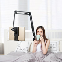 Tablet Holder Stand For iPad Stand Holder Adjustable Lazy Bed Desk Tablet Mount For 3.5 10.6 Inch Mobile Phones Tablets PC