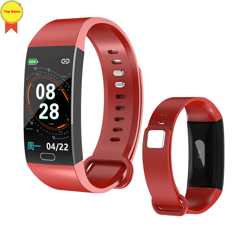 Fashion Smart Band Wristband Heart Rate Sleep blood pressure Monitor Pedometer Sports smart Bracelet For Men Women Kids elder image