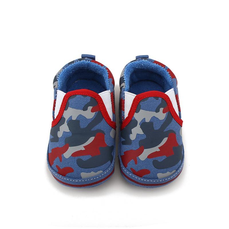 Leisure Baby Shoes 0 18M Cute Canvas Baby Boy Shoes Head Casual Fashion Camouflage