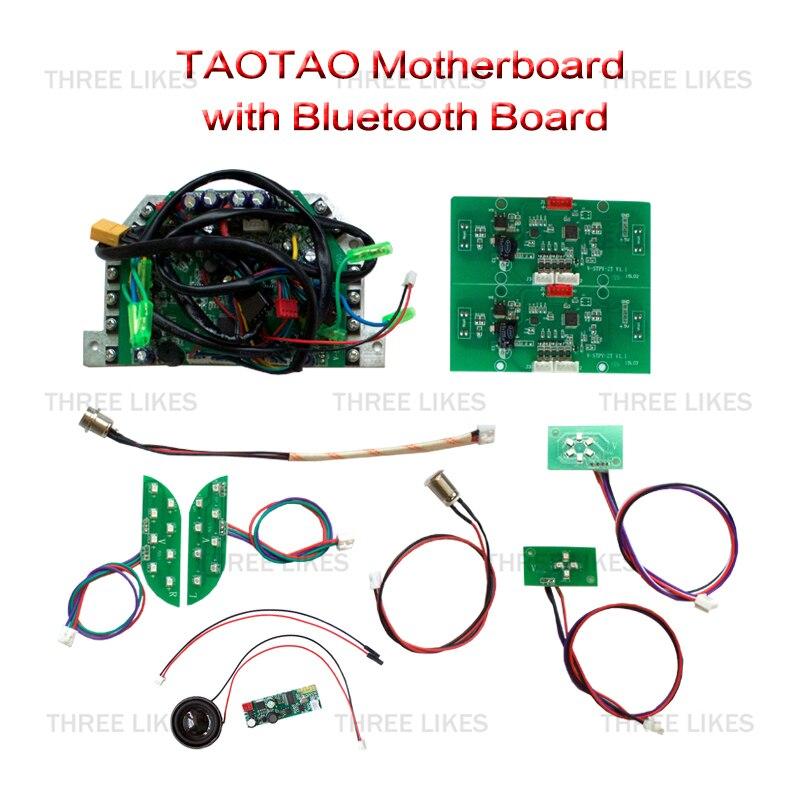 """Prix pour Hoverboard Carte Mère Carte Mère Contrôle Conseil Taotao PCB avec Bluetooth pour 6.5/8/10 """"2 Roues Auto Équilibrage électrique Scooter"""