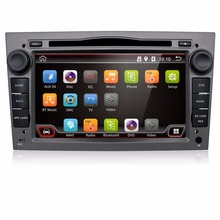 Universal 2din for Opel Astra Vectra Antara Zafria Corsa Car DVD Android QUAD Core GPS Navigation WIFI RDS FREE CAMERA