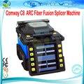 C8 COMWAY Одному Волокну Дуги Fusion Splicer/Волоконно-Оптические Fusion Splicer