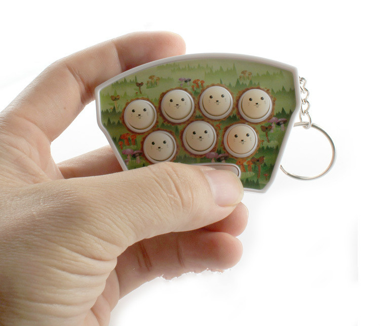 Mini Handheld Game Early Childhood Educational Toys For Friends Classmate Commemorative Gifts