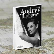 30sheets/LOT Audrey Hepburn Postcard /Greeting Card/wish Card/Fashion Gift