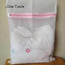 1 Pcs Clothes Wash Bag Underwear Aid Bra Socks Lingerie Laundry Washing Machine Mesh Bag Bathroom Washing Machine Organized