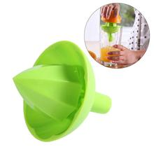 Small And Portable Manual Lemon Juicer Squeezer Cone Drill Hand Press Tool Inventory Clearance