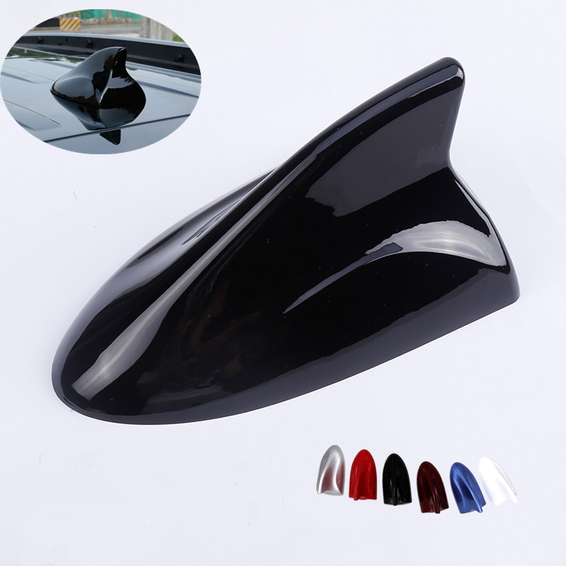 Pour Renault Kadjar Étanche antenne aileron de requin autoradio spécial antennes d'antenne automatique signal Plus Fort Piano peinture
