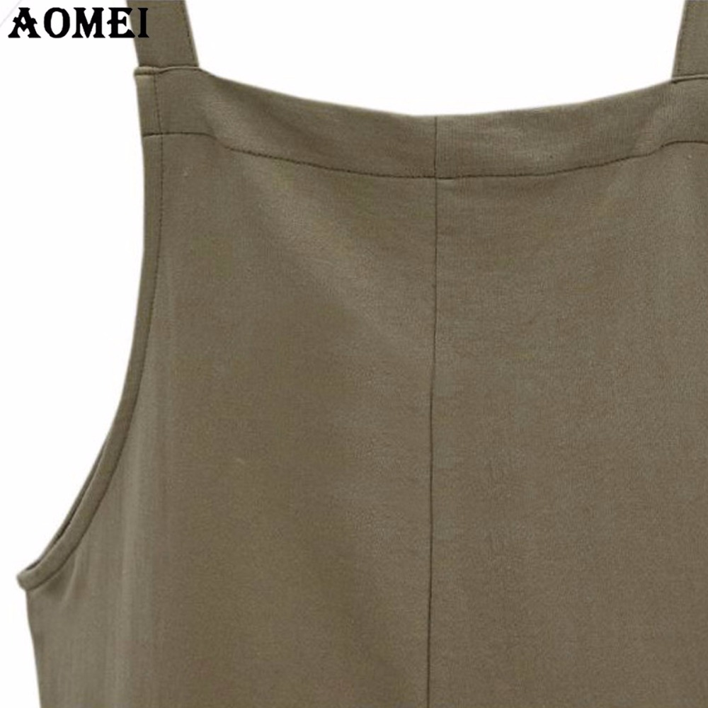 4f8d020d578 Women Summer Khaki Rompers Junior Girls Preppy Style Causal Clothing  Rompers Bodysuits Overall Plus Size-in Rompers from Women s Clothing on  Aliexpress.com ...
