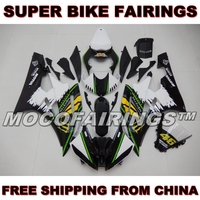 FREE SHIPPING Plastic Injection Mold For Yamaha YZF R6 2006 2007 06 07 ABS Fairing Kit With Free Windshield