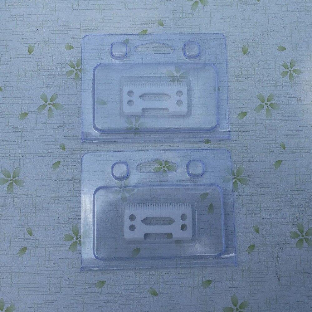 50 pcs di ceramica 808 lama di taglio per la maggior parte dei tagliatore di capelli di trasporto libero - 4