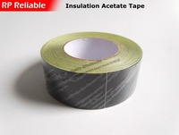 1x 50mm 30 Meters Acetate Tape Adhesive Insulation Sticky Hi Temp Resist For LCD Repair Coil