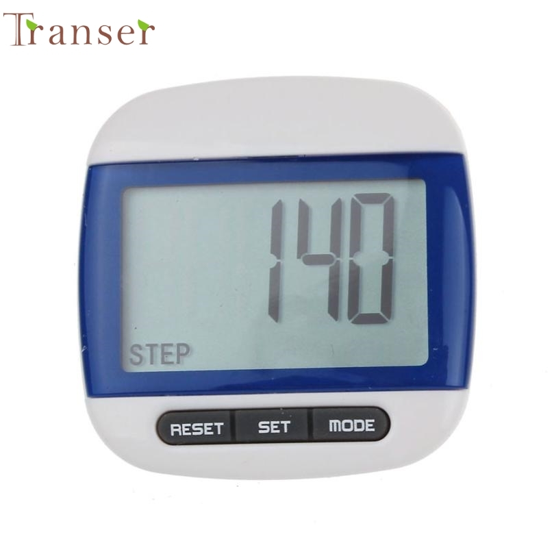 Activing Waterproof LCD Run Step Pedometer Walking distance Calorie Counter ST29