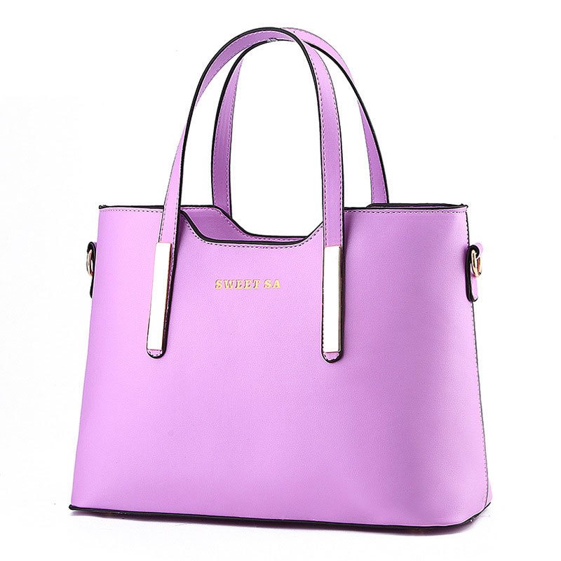 Aliexpress.com : Buy 2015 Hot Sale Fashion Leather Bag Ladies Tote ...