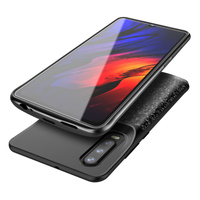 Silikon Stoßfest Batterie Ladegerät Fall Für Huawei P30 /P30 Lite Fall Backup Ladegerät Telefon Power Fall Für Huawei P30 pro