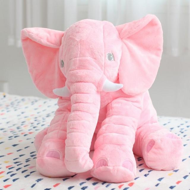 Fashion Plush Elephant