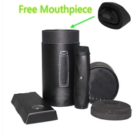 RESSAR Snoop Dogg Elite Vaporizer Kit Dry Herb G PRO Temp Control With OLED VS Green