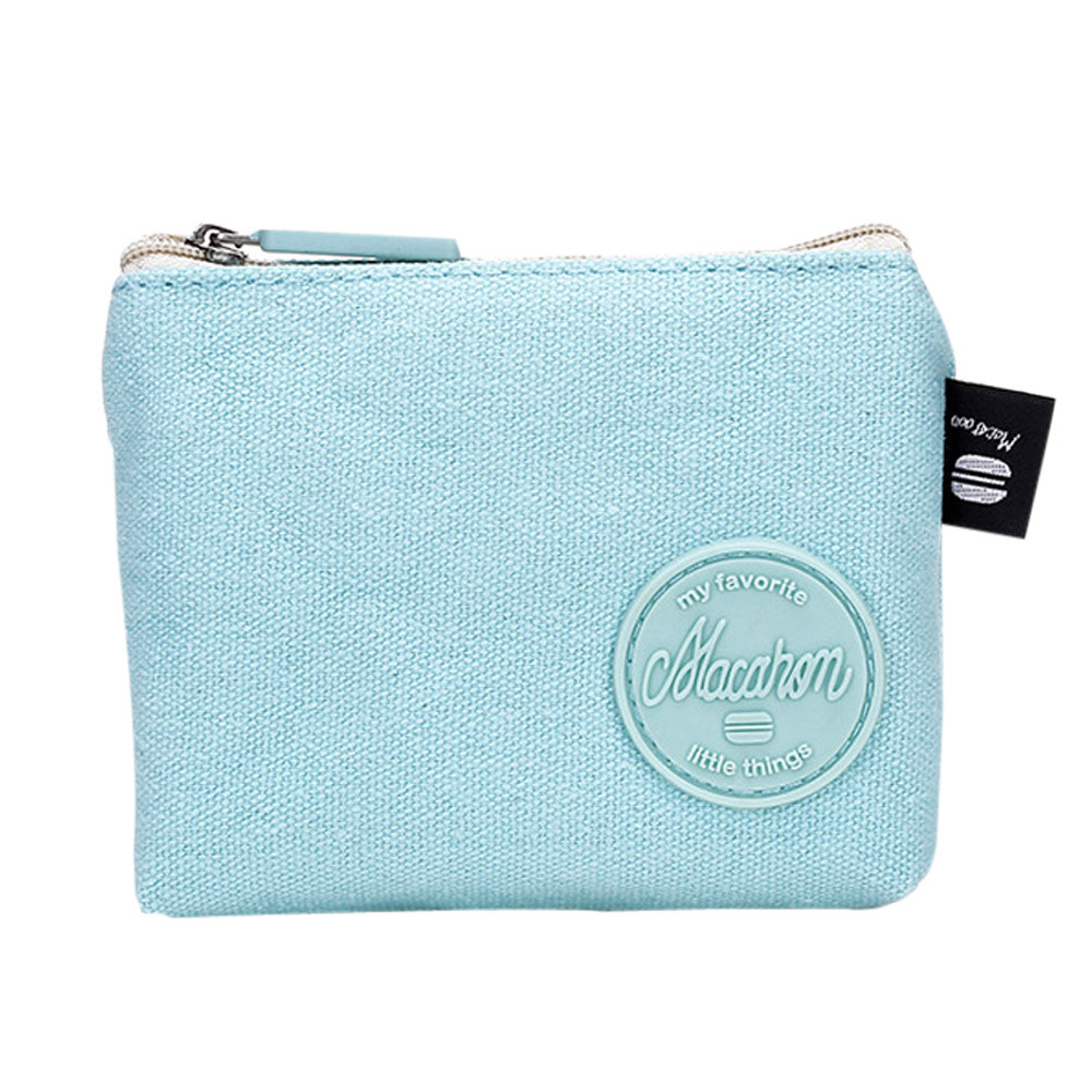 2017 Hot Sale Women Girls Cute Fashion Coin Purse Wallet Bag Change Pouch Key Holder Mini Money Bag Small Purses
