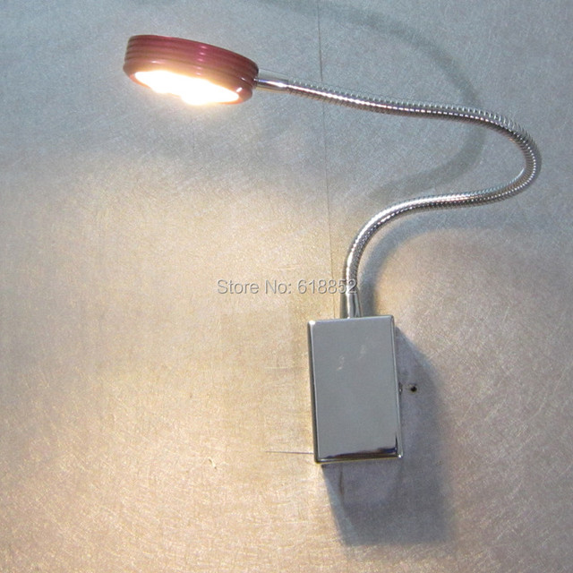 Pleasing Topoch Chrome Finish Wall Sconce With On Off Switch Ac100 240V 3W Wiring Digital Resources Bioskbiperorg