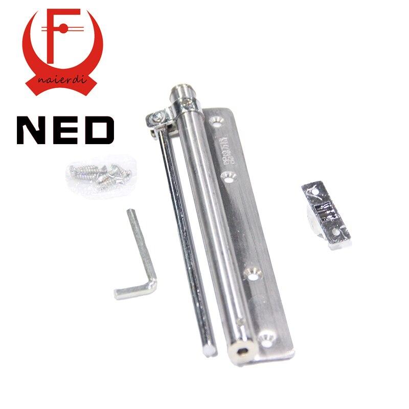 Brand Ned Light Door Closer Household With Automatic Door