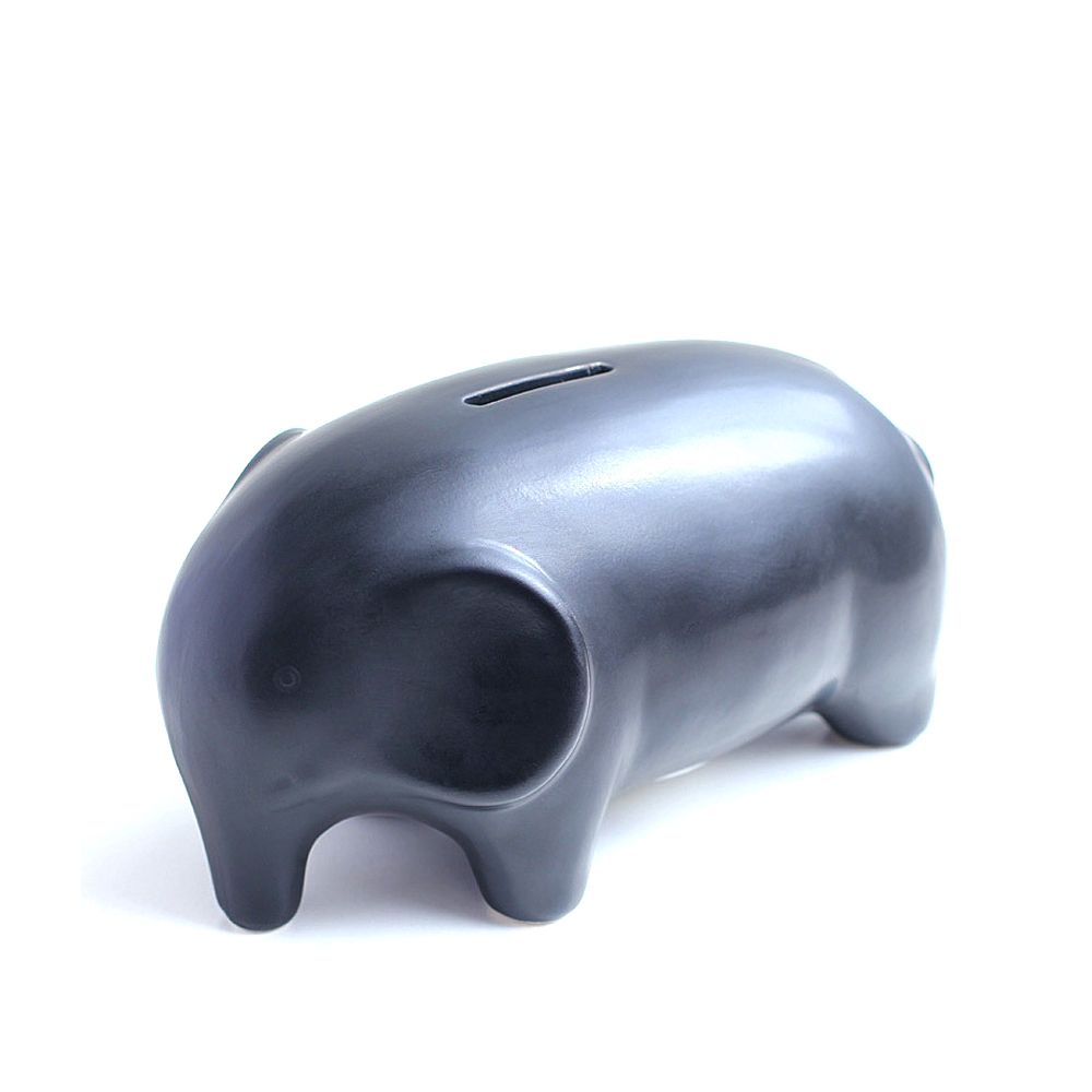 Large Piggy Bank Creative Gifts Ceramic Animal Piggy Bank Money Coin Bank Money Box Saving Box Home Decoration Accessor