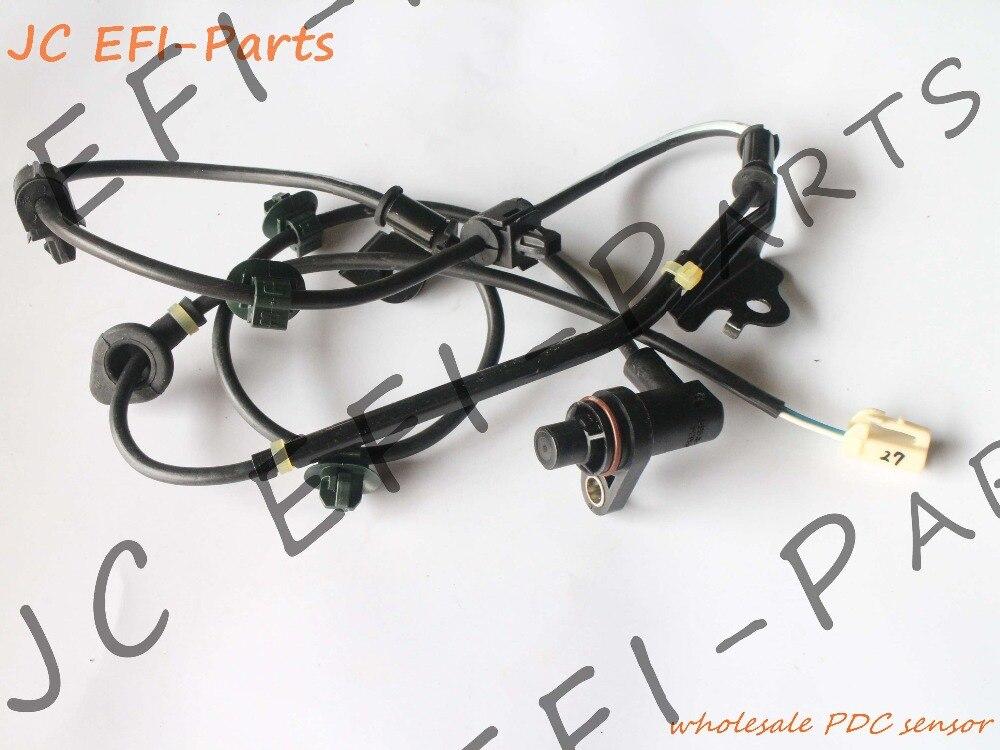 Otomobiller ve Motosikletler'ten Hız Sensörü'de 89546 52060 ABS Sensörü Hız toyota için sensör JCEFI Store