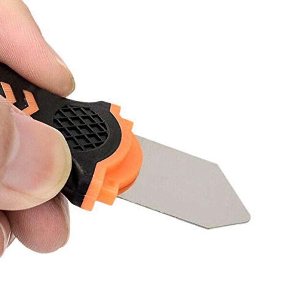 JM OP12 Jakemy metallo flessibile smontare apertura indiscreto - Set di attrezzi - Fotografia 3