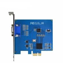 HD 1280*720 P AHD dvr карта windows PCI-E 4 channel Audio Video Capture Card
