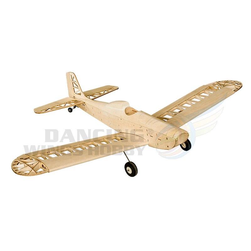 RC avion Balsa bois avion modèle Astro Junior 1.4 M Laser coupé modèle avion RC électrique et gaz puissance RC avion modèle Kit T35