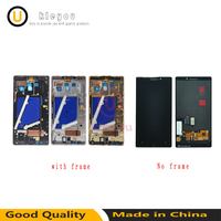 5 0 For Nokia Lumia 930 LCD Display Touch Screen Digitizer Assembly With Frame Replacement Parts