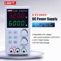 UNI-T utp1306s dc fonte de alimentação regulada led digital tubo 4 dígitos display 32v/6a ac 220v 50hz interruptor dc regulador de tensão